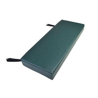 "Bottom Cushion Rear Bench Green Series 80"""