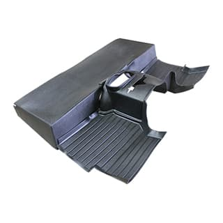 MOULDED MATTING SYSTEM 3-PC PUMA BLACK