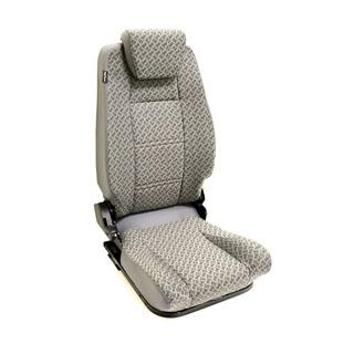 Premium High Back 2nd Row Seat - Centre - Techno