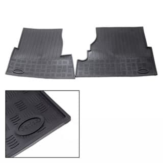 FLOOR MAT SET SERIES II-III FRONT PAIR