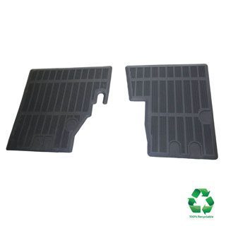 Front Mat Set Front Pair Series I 86""