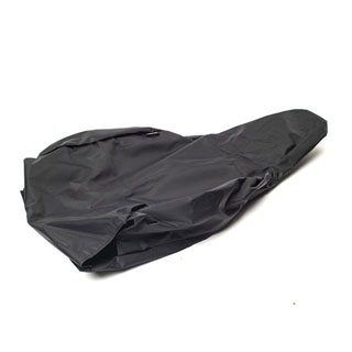 Waterproof Seat Cover Single Front Outer - Black - Missing Seat Bottom Cover