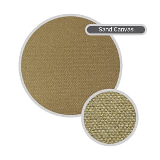 CANVAS SEAT COVERS 5-SEAT SET DII SAND