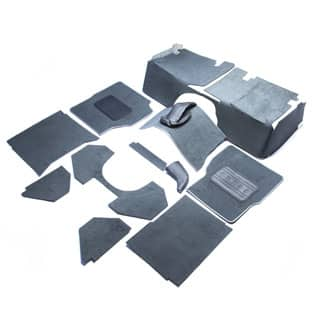 FULL VEHICLE CARPET SET PREMIUM GREY - DEFENDER 90 R380
