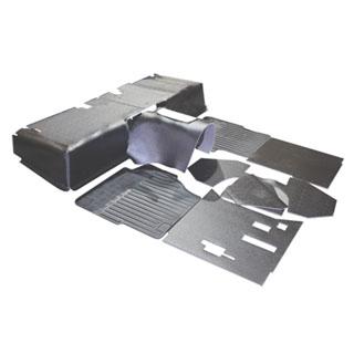 Hardura Interior Trim Kit With Floor Mats Defender TDCi/Puma LHD/Rhd