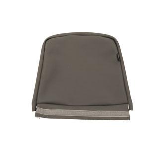 SEAT COVER SET FOR TIP-UP JUMP SEAT -DARK GREY VINYL