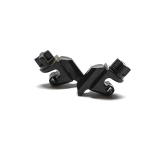 Seat Base Forward Locator Clips (Pair) For Defender Front Seats