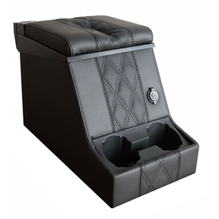Premium Locking Cubby Box -Diamond Black Xs