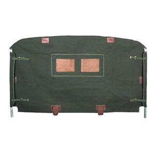 """Load Curtain Series I 80"""" Khaki Canvas"""