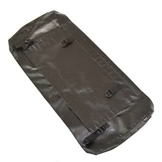 RADIATOR MUFF COVER-DEFENDER BLACK