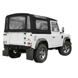 Land Rover Defender Soft Tops
