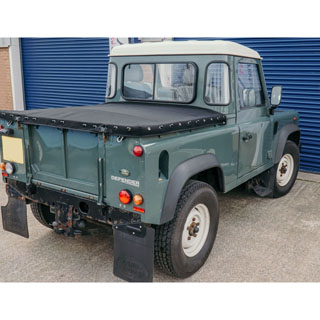 "90"" TRUCK CAB -  TONNEAU COVER KIT"