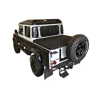 "110"" Crew Cab - Tonneau Cover Kit"