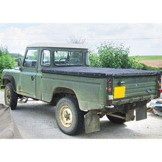 "110"" HIGH CAPACITY - TONNEAU COVER KIT"