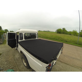 "130"" HIGH CAPACITY - TONNEAU COVER KIT"