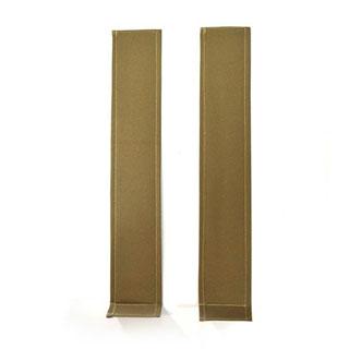 80 Door Vertical Flaps Sand
