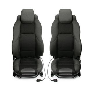 Mk-Ii Elite Seats - Black Span Mondus