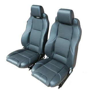 Exmoor Trim Mk-Ii Elite Seats (Pair) With Heaters and Lumbar Supports For Defender - G4