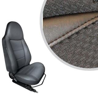 Modular Seats - Black Span / Mondus