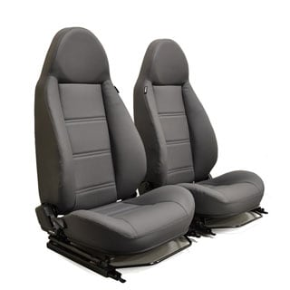 Modular Seats - Dark Grey Vinyl