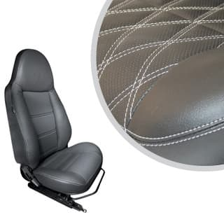 MODULAR SEATS DIAMOND WHITE XS (PAIR)