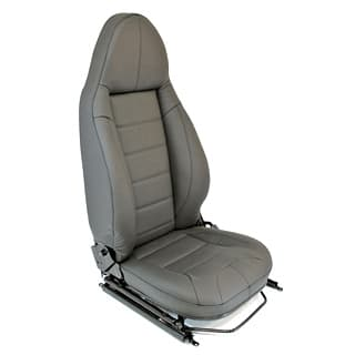 PREMIUM MODULARS SEATS - XS VINYL W. PERFORATED CENTRE PANELS (PAIR)