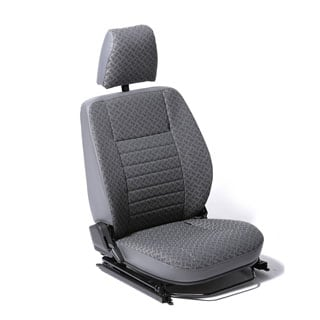 Seat Assembly Right-Hand Front Outer Defender Techno