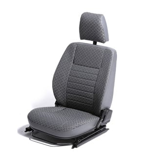 Seat Assembly Left-Hand Front Outer Defender Techno