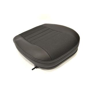 Seat Base Front Outer Defender Xs-Black Rack Half Leather