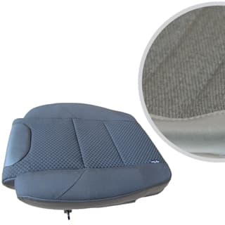 Exmoor Trim Extended Seat Base For Defender Front Outer Seat- Denim Twill Vinyl