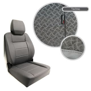 Extreme Mkii High Back Seat Assembly - Techno