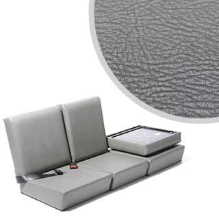 STANDARD FRONT SEAT SET SERIES II-III - ELEPHANT HIDE VINYL