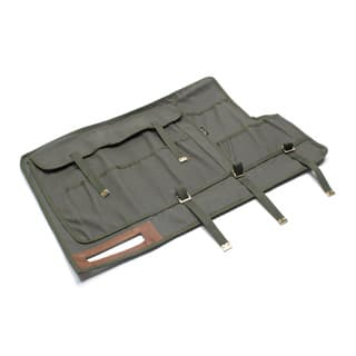 CANVAS REAR DOOR PANEL FOR SERIES -KHAKI