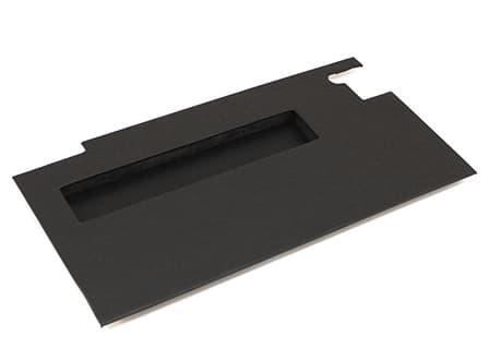Door Trim Panel Right-Hand Front With Pocket For Series -Black Vinyl