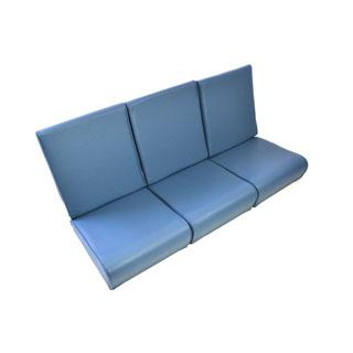Si 80 Square Back Full Set Blue