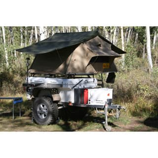 Eezi Awn Series 3, 1800 Rooftent Beige