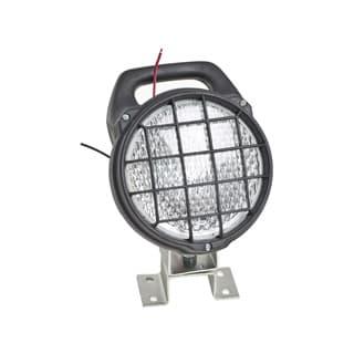 Hella Halogen Work Lamp 12V H3 55W w/Grille & Switch