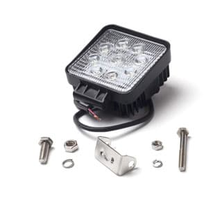 Worklamp Optilux By Hella 4 Square LED Mv Long Range