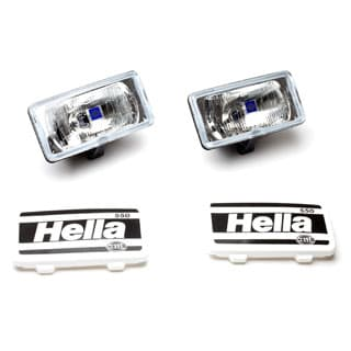HELLA LAMP SET SERIES 550 CLEAR DRIVING