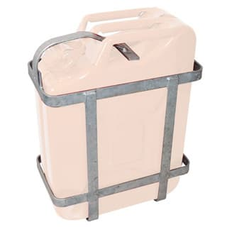 JERRY CAN HOLDER  20LTR   GALVANIZED