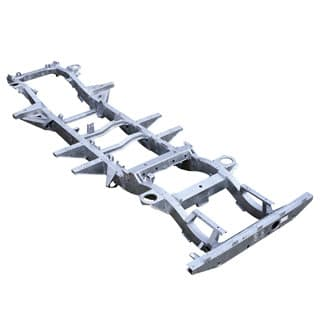 CHASSIS KIT GALVANIZED 300Tdi DEFENDER 130 WITH PLASTIC FUEL TANK