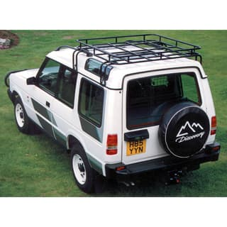 BROWNCHRCH ROOF RACK DI & II HALF LENGTH