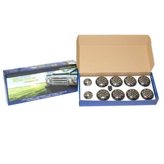 LED Smoke Lamp Set Front and Rear for Defender