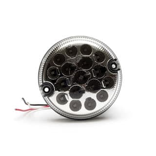 Clear LED Lamp Assembly Rear Stop/Tail For NAS Defender