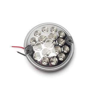 Clear LED Lamp Assembly Rear Fog For NAS Defender