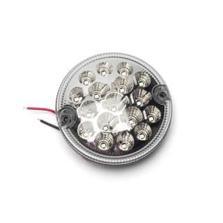 Clear LED Lamp Assembly Rear Fog For NAS Defender