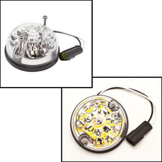 LAMP ASSEMBLY REAR DIRECTIONAL LED CLEAR