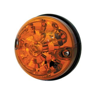LAMP ASSEMBLY DIRECTIONAL LED AMBER
