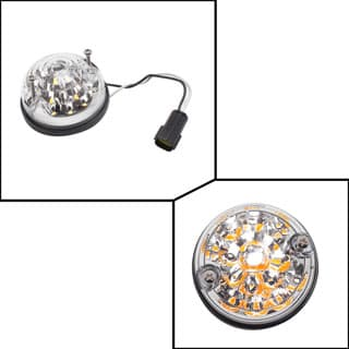 LAMP ASSEMBLY FRONT DIRECTIONAL LED CLEAR