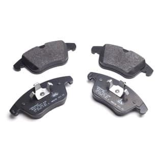 Brake Pad Set Front w/o Clips  LR2